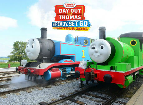 Thomas train ride day out with thomas tickets and schedule 2016